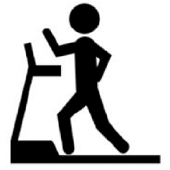 機器の設置間隔を空け密にならない配置|corona|ACE1 fitness