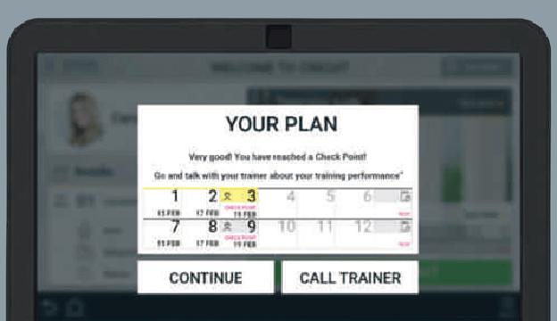 オリジナルのプログラムを作成|Training Machine|ACE1 fitness